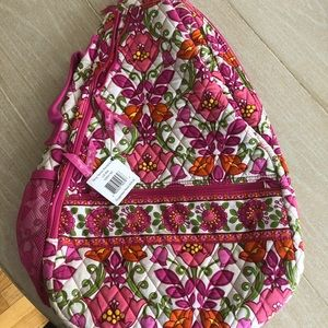 Pink Vera Bradley NWT Tennis Backpack💕❗️